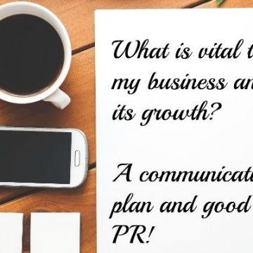 Isn't PR just for big companies?