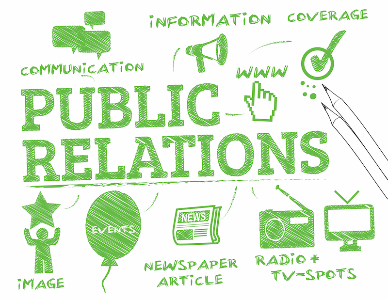 PR and publicity